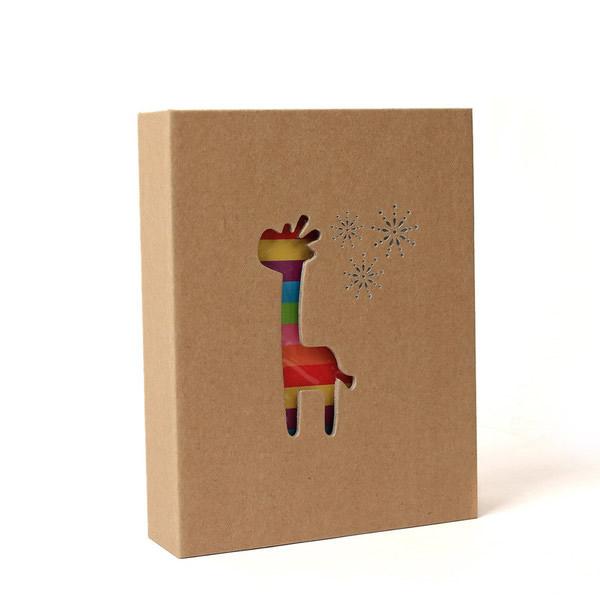 6寸簡約相簿-長頸鹿款