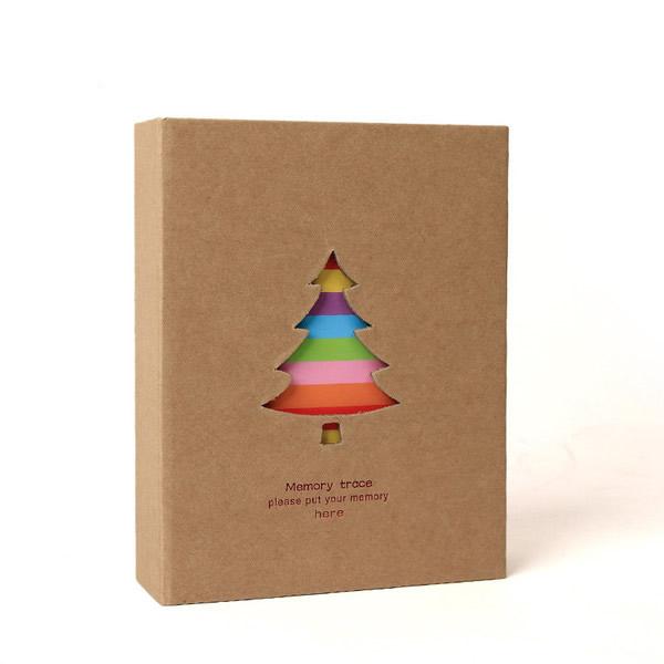 6寸簡約相簿-聖誕樹款